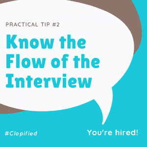 3 Practical Tips to Pass Skype Interview - Know the flow of the interview