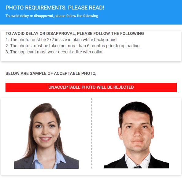 PRC LET 2019: Application and Online Registration Guide - sample photo