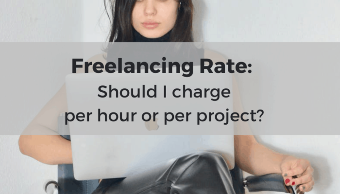 Freelancing Rate: Hourly or Project-Based?