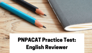 PNPACAT Practice Test: English Reviewer