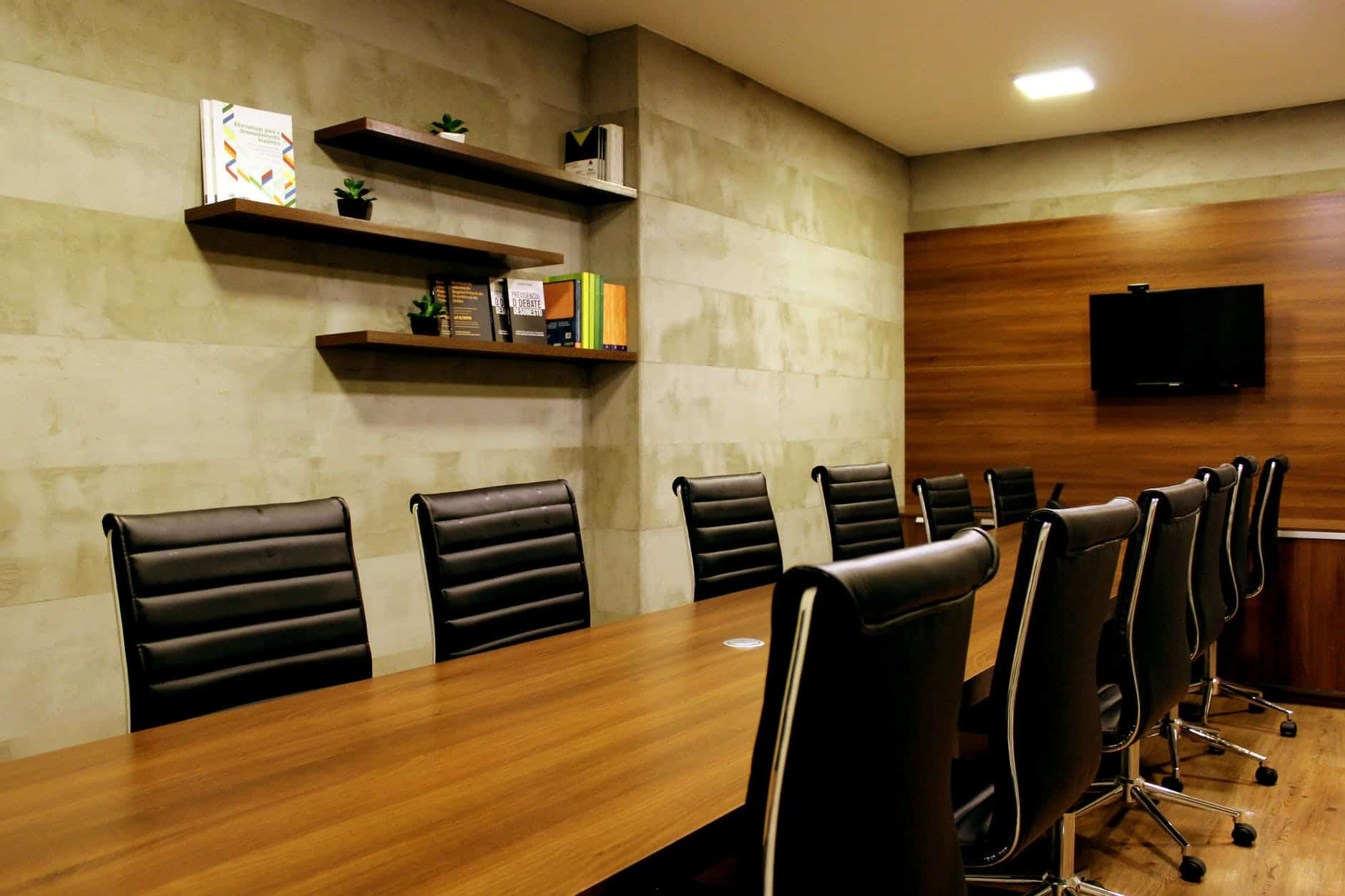 Book a private meeting room