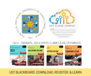 UST Blackboard Download and Registe