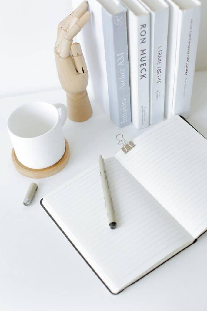 Start Keeping a Journal asap